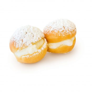 Mini Bola de Berlim Chantilly2